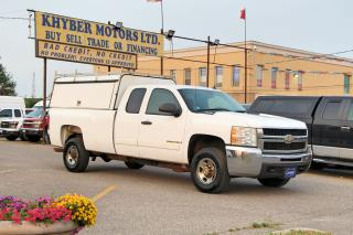 Used 2008 Chevrolet Silverado 2500 FALL SALES EVENT!!! WAS: $7,950 NOW $6,950 for sale in Brampton, ON