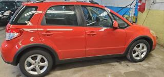 Used 2008 Suzuki SX4 JLX for sale in North York, ON