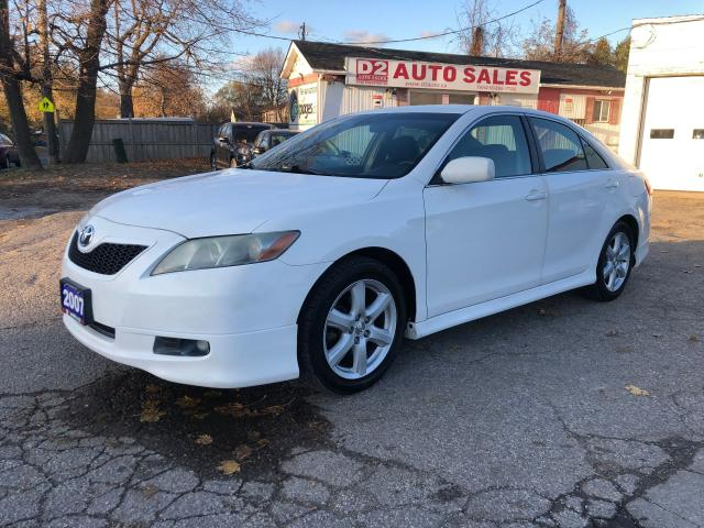 2007 Toyota Camry SE/Automatic/4 Cylinder/Extra Set of Winter Tires