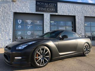Used 2013 Nissan GT-R Premium New Brakes & Wrap Clean Carfax for sale in Guelph, ON
