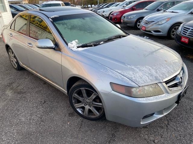 2004 Acura TSX AUTO/ LEATHER/ SUNROOF/ PWR SEAT/ PWR GROUP!