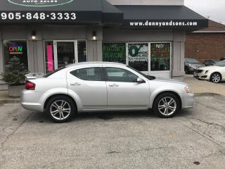 Used 2011 Dodge Avenger SXT for sale in Mississauga, ON