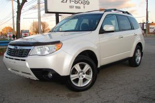 Used 2010 Subaru Forester X Touring for sale in Mississauga, ON