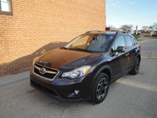 Used 2013 Subaru XV Crosstrek AWD/NO ACCIDENT/NAVIGATION/CAMERA/BLUETOOTH for sale in Oakville, ON
