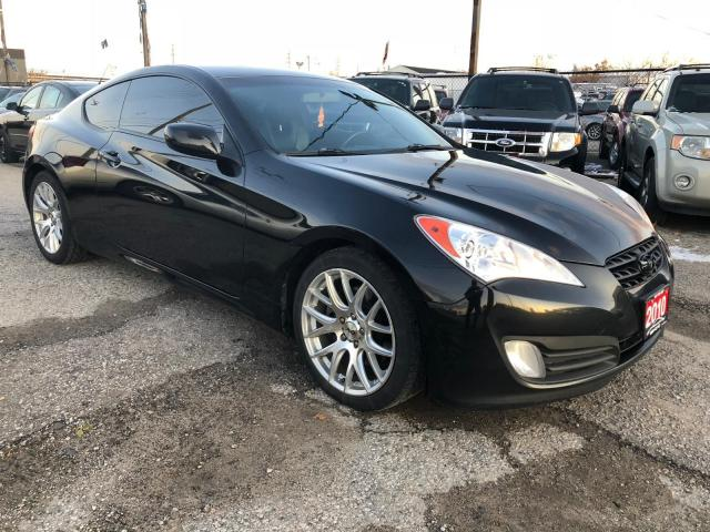2010 Hyundai Genesis Coupe Premium, NAVI, ONE OWNER, 3 YR WARRANTY, CERTIFIED