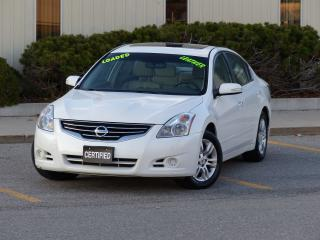 Used 2010 Nissan Altima LEATHER-HEATED SEATS,2.5SL,NO-ACCIDENT,BOSE,LOADED for sale in Mississauga, ON