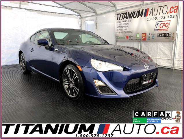 2016 Scion FR-S Camera+Automatic+Alloys+New Brakes+RWD+BlueTooth+