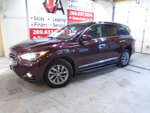 2015 Infiniti QX60 AWD TECH PKG NAVIGATION  NO ACCIDENT 1 OWNER 360 c