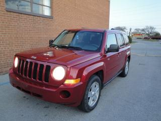 Used 2010 Jeep Patriot ONE OWNER /NO ACCIDENTS /PATRIOT /2.4L for sale in Oakville, ON