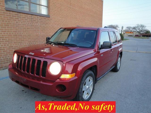 2010 Jeep Patriot ONE OWNER /NO ACCIDENTS /PATRIOT /2.4L