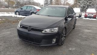 Used 2012 Volkswagen Jetta GLI LEATHER SUNROOF NAVIGATION for sale in Stouffville, ON