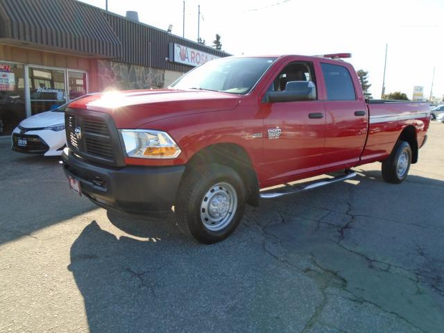 "2012 RAM 2500 4WD Crew Cab 169"" ST LOW KM NO ACCIDENT LOCAL ON L"