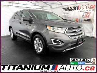Used 2016 Ford Edge SEL+AWD+V6+GPS+Pano Roof+Leather+Camera+Remote Sta for sale in London, ON