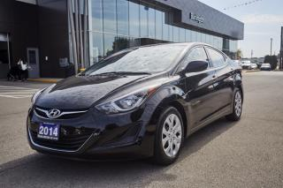 Used 2014 Hyundai Elantra for sale in Burlington, ON