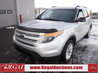 Used 2011 Ford Explorer XLT 4D Utility V6 4WD 3.5L for sale in Calgary, AB