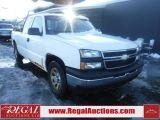 Photo of White 2007 Chevrolet SILVERADO 1500 CLSC  4D EXT CAB 2WD