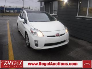 Used 2010 Toyota PRIUS HYBRID 4D HATCHBACK for sale in Calgary, AB