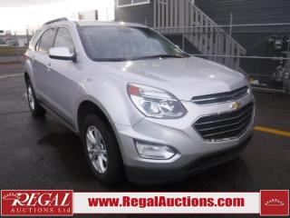Used 2017 Chevrolet Equinox LT 4D Utility FWD for sale in Calgary, AB