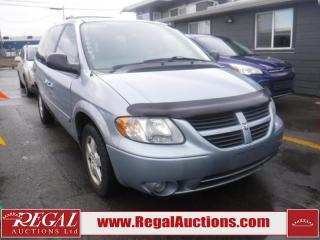 Used 2006 Dodge Grand Caravan SXT 4D Wagon for sale in Calgary, AB