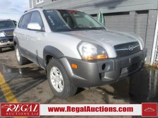 Used 2009 Hyundai Tucson 4D Utility FWD for sale in Calgary, AB
