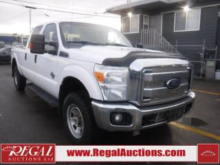 Used 2012 Ford F-350 S/D 4D CREW CAB 4WD for sale in Calgary, AB