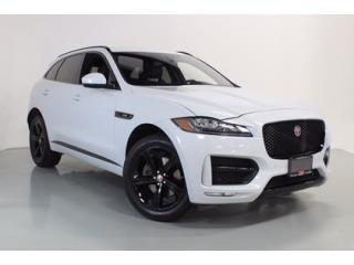 Used 2017 Jaguar F-PACE 3.5   RED 2 TONE LEATHER   WARRANTY   20 INCH WHEE for sale in Vaughan, ON