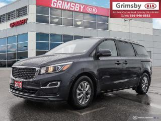 Used 2019 Kia Sedona LX for sale in Grimsby, ON