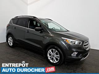 Used 2017 Ford Escape SE AWD NAVIGATION - A/C - Sièges Chauffants for sale in Laval, QC