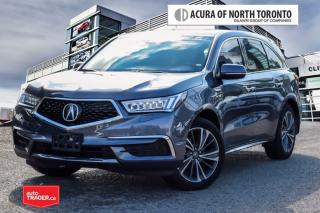 Used 2020 Acura MDX Tech for sale in Thornhill, ON