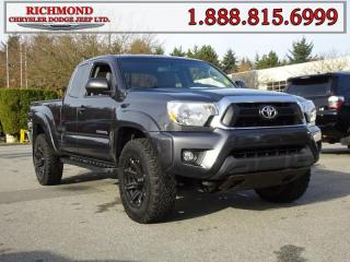 Used 2012 Toyota Tacoma Base V6 (A5) for sale in Richmond, BC