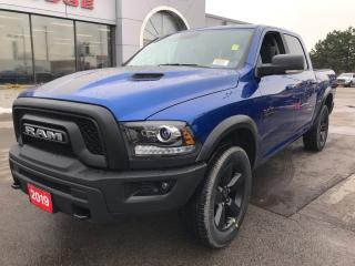 New 2019 RAM 1500 Classic Warlock Crew 4x4 V6 for sale in Hamilton, ON