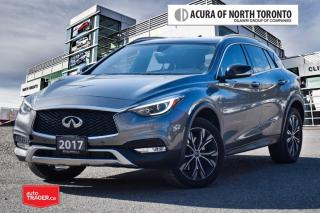 Used 2017 Infiniti QX30 AWD for sale in Thornhill, ON