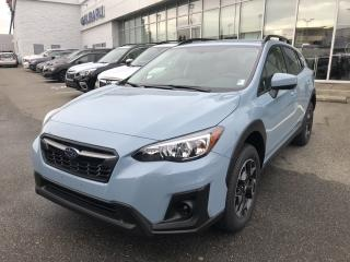 New 2020 Subaru XV Crosstrek for sale in North Vancouver, BC