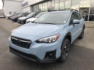 New 2020 Subaru XV Crosstrek for sale in North Vancouver, BC