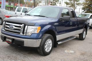 Used 2012 Ford F-150 XLT 4WD SuperCab 163
