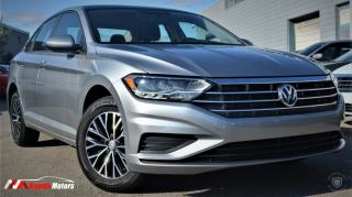 Used 2019 Volkswagen Jetta KEYLESS ENTRY / SUNROOF / HEATED SEATS/REAR VIEW CAMERA!! for sale in Brampton, ON
