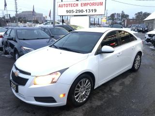 Used 2012 Chevrolet Cruze Eco for sale in Mississauga, ON