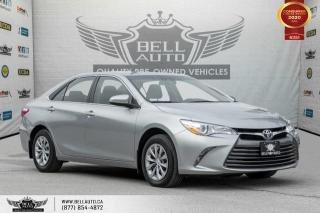 Used 2017 Toyota Camry LE, NO ACCIDENT, BACK-UP CAM, HEATED SEATS, BLUETOOTH for sale in Toronto, ON