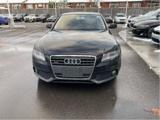 Used 2011 Audi A4 2.0T 6sp man qtro Sdn leather roof for sale in Ottawa, ON