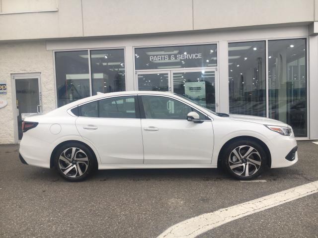 2020 Subaru Legacy Limited GT