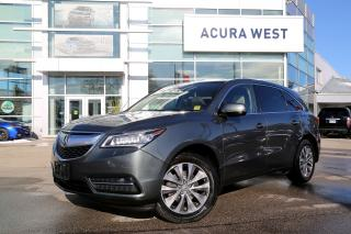 Used 2015 Acura MDX SH-AWD for sale in London, ON