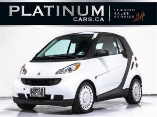 Used 2011 Smart fortwo SMART FORTWO , AUTOMATIC, KEYLESS ENTRY for sale in Toronto, ON