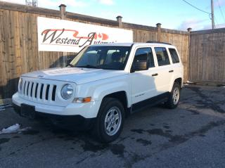 Used 2011 Jeep Patriot SPORT for sale in Stittsville, ON