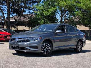 Used 2019 Volkswagen Jetta Highline  LEATHER  SUNROOF  BACKUP CAM for sale in Stoney Creek, ON