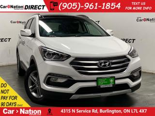 Used 2018 Hyundai Santa Fe Sport 2.4L SE| AWD| LEATHER| PANO ROOF| for sale in Burlington, ON