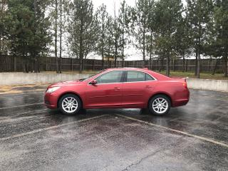 Used 2014 CHEV MALIBU 1LT 2WD for sale in Cayuga, ON