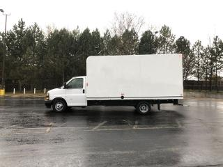 Used 2019 GMC SAVANA G3500 CUBE VAN RWD for sale in Cayuga, ON