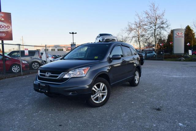 2011 Honda CR-V 4WD AC/AUTO/ROOF/LEATHER/4X4/