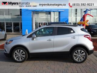 Used 2020 Buick Encore Preferred  - SiriusXM for sale in Kanata, ON