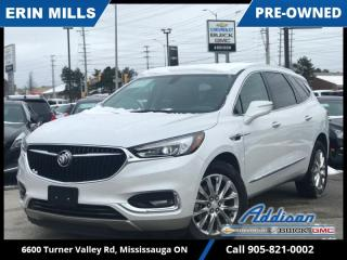 Used 2019 Buick Enclave Essence AWD  NAVI|DUAL SUNROOF|HEATED SEATS|REMOTE STRT| for sale in Mississauga, ON